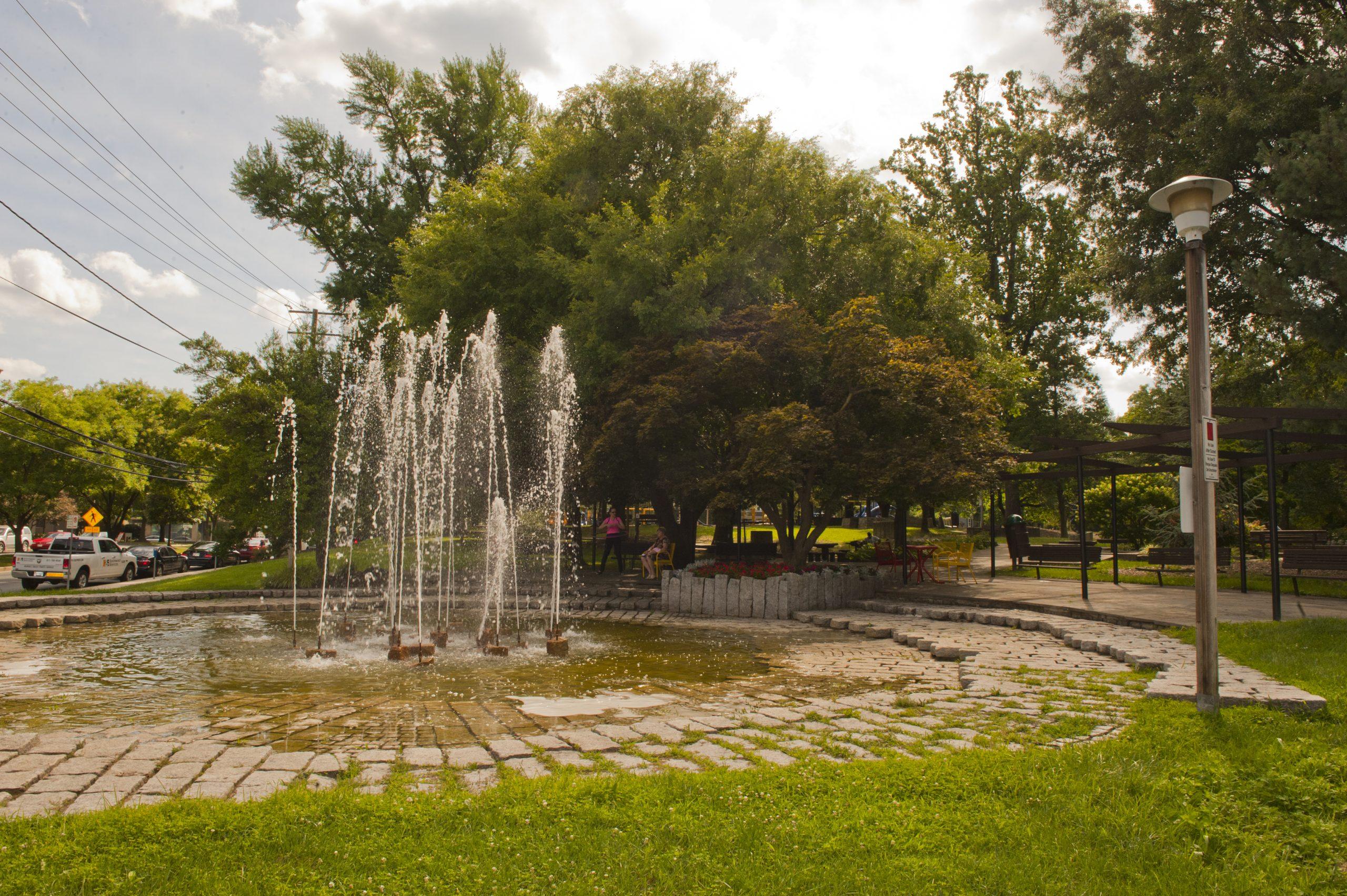 Woodside Urban Park (P138705) | Montgomery County Maryland Capital ...
